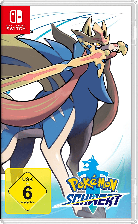 Pokémon Schwert [Nintendo Switch]