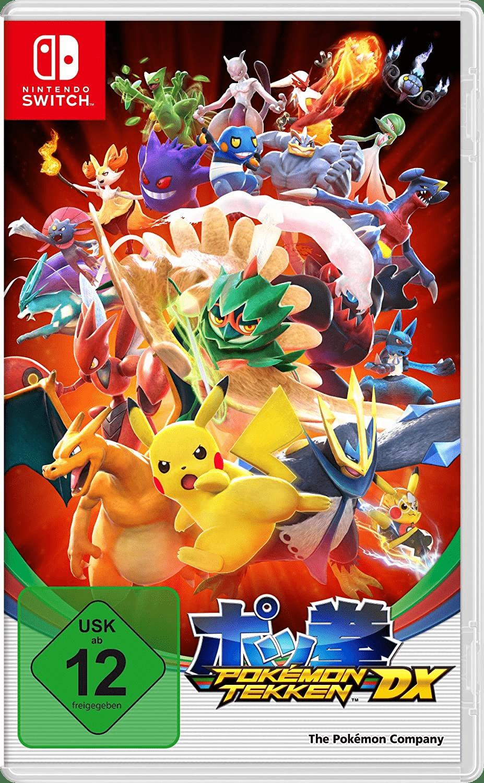 Pokémon Tekken DX / Pokkén Tournament